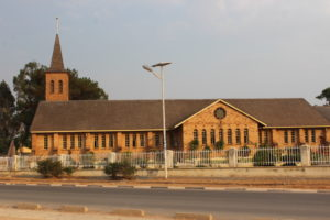 Mansa Cathedral of the Assumption of Mary – Catholic Diocese